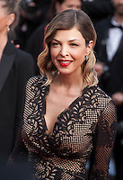 Eleonore Boccara  at the gala screening for the film The Unknown Girl (La Fille Inconnue) at the 69th Cannes Film Festival, Wednesday 18th May 2016, Cannes, France. Photography: Doreen Kennedy
