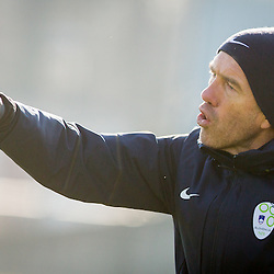 20170104: SLO, Football - Training of Slovenian B Football team