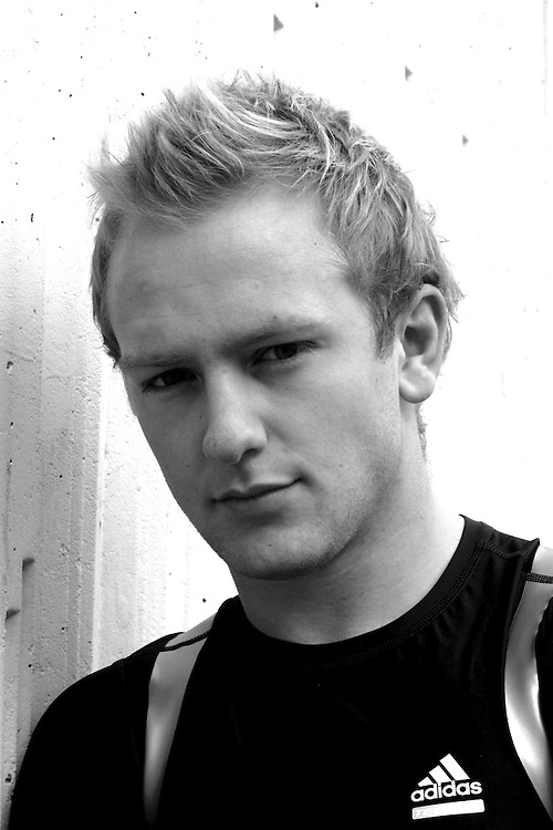 England and London Irish Rugby player Shane Geraghty. Twickenham, Middlesex,  13th March 2008.