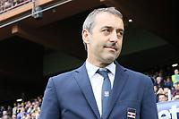 19.03.2017 - Genova - Serie A 2016/17 - 29a giornata  -  Sampdoria-Juventus  nella  foto:  Marco Giampaolo allenatore della  Sampdoria