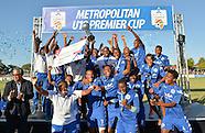 2016 Metropolitan U19 Premier Cup