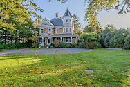 Restored Victorian home build in 1880's,  North Main Street, Southampton, NY