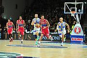 DESCRIZIONE : Campionato 2014/15 Dinamo Banco di Sardegna Sassari - Victoria Libertas Consultinvest Pesaro<br /> GIOCATORE : Kendall Williams<br /> CATEGORIA : Palleggio Contropiede<br /> SQUADRA : Victoria Libertas Consultinvest Pesaro<br /> EVENTO : LegaBasket Serie A Beko 2014/2015<br /> GARA : Dinamo Banco di Sardegna Sassari - Victoria Libertas Consultinvest Pesaro<br /> DATA : 17/11/2014<br /> SPORT : Pallacanestro <br /> AUTORE : Agenzia Ciamillo-Castoria / M.Turrini<br /> Galleria : LegaBasket Serie A Beko 2014/2015<br /> Fotonotizia : Campionato 2014/15 Dinamo Banco di Sardegna Sassari - Victoria Libertas Consultinvest Pesaro<br /> Predefinita :