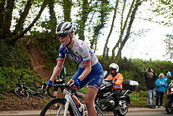 Rozanne Slik (NED) at ASDA Tour de Yorkshire Women's Race 2018 - Stage 2, a 124 km road race from Barnsley to Ilkley on May 4, 2018. Photo by Sean Robinson/Velofocus.com