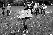 Seattle Women March Against Hate. Seattle, WA. December 2016.