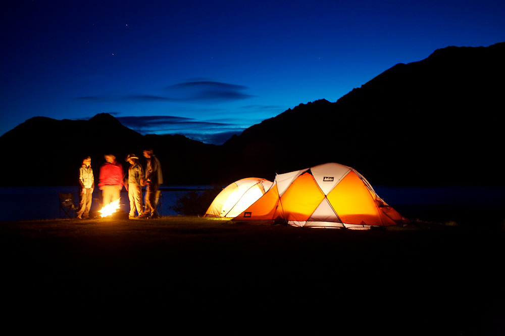 Day 6 SIX: #Camping Editorial