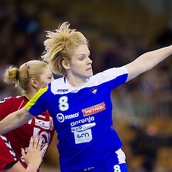 20131027: SLO, Handball - EHF European Women Championship Qualifications, Slovenia vs Serbia