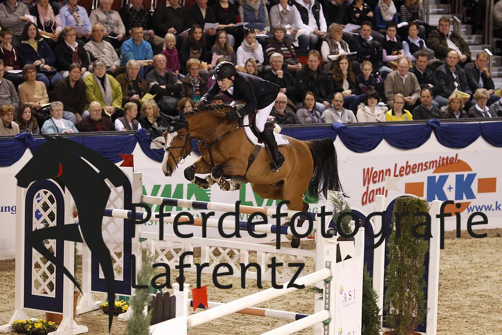 LEMMER Oliver, Liberty Son 2<br /> Münster K+K Cup - 2012<br /> (c) www.sportfotos-Lafrentz. de/Stefan Lafrentz