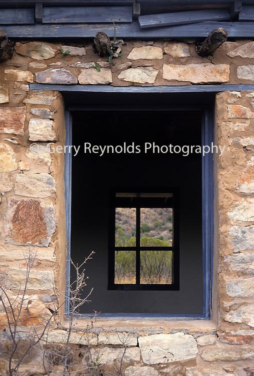 Desert Dwellings, Cabin, Stone house, stone building, Big Bend National Park, Big Bend, Texas , Homer Wilson Ranch, Ranch, Homestead,