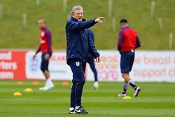 England Manager Roy Hodgson - Mandatory byline: Matt McNulty/JMP - 22/03/2016 - FOOTBALL - St George's Park - Burton Upon Trent, England - Germany v England - International Friendly - England Training and Press Conference