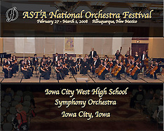 Iowa City West High School Orchestra