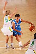 DESCRIZIONE : Bormio Torneo Internazionale Femminile Olga De Marzi Gola Italia Lituania <br /> GIOCATORE : Maria Chiara Franchini <br /> SQUADRA : Nazionale Italia Donne Italy <br /> EVENTO : Torneo Internazionale Femminile Olga De Marzi Gola <br /> GARA : Italia Lituania Italy Lithuania <br /> DATA : 25/07/2008 <br /> CATEGORIA : Palleggio <br /> SPORT : Pallacanestro <br /> AUTORE : Agenzia Ciamillo-Castoria/S.Silvestri <br /> Galleria : Fip Nazionali 2008 <br /> Fotonotizia : Bormio Torneo Internazionale Femminile Olga De Marzi Gola Italia Lituania <br /> Predefinita :