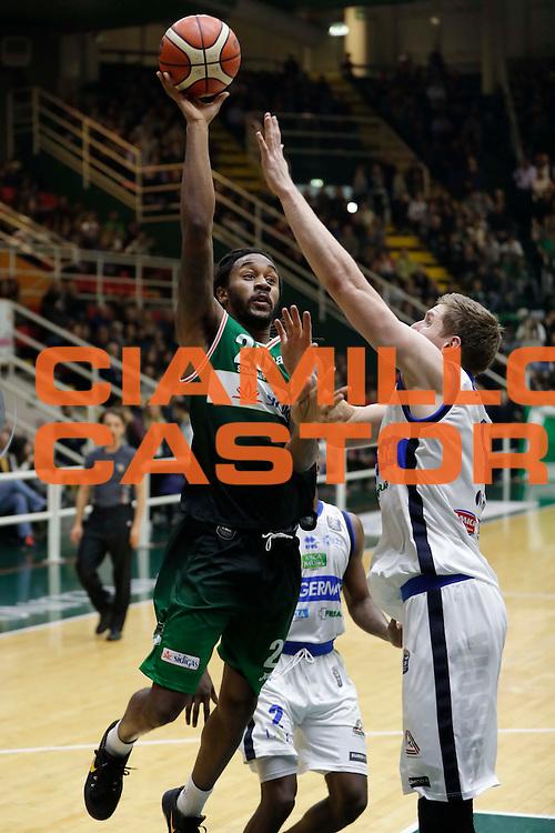 Avellino 30/10/2016 - Basket Lega A Campionato Italiano Pallacanestro 2016-17<br /> Sidigas Avellino - Germani Basket Brescia<br /> nella foto: Levi Randolph<br /> foto Ciamillo