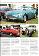 Classic Cars magazine May 2012: Concourse d'elegance Kuwait: Words and Photos by Lara Platman