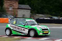 #20 Kyle REID Mini Cooper  during MINI Challenge - Cooper Pro/AM  as part of the MSVR MINI Festival at Oulton Park, Little Budworth, Cheshire, United Kingdom. July 21 2018. World Copyright Peter Taylor/PSP. Copy of publication required for printed pictures.