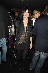 ANNABELLE NEILSON at a party to celebrate the launch of the Kova & T fashion label and to re-launch the Harvey Nichols Fifth Floor Bar, held at harvey Nichols, Knightsbridge, London on 22nd November 2007.<br />
