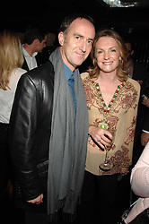 ANGUS DEAYTON  and LADY LLOYD-WEBBER at a party to celebrate Imogen Lloyd Webber's 30th birthday and the launch of her Single Girl's Guide held at Vilstead, 9 Swallow Street, London on 27th March 2007.<br /><br />NON EXCLUSIVE - WORLD RIGHTS