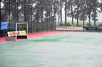 hockey, seizoen 2010-2011, 05-06-2011, leusden, finale shell landskampioenschappen C-jeugd, noodweer in leusden