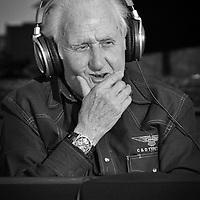 Norman Dewis, Legends of Racing lecture at the Las Campanas Clubhouse, 2013 Santa Fe Concorso.
