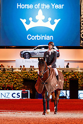 Guerdat Steve, (SUI), Corbinian<br /> Horse of the Year<br /> CSI Zurich 2017<br /> © Hippo Foto - Stefan Lafrentz<br /> 28/01/17