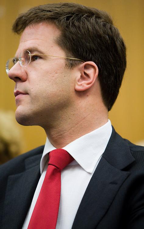 Nederland. Den Haag, 13 juni 2007.<br /> Mark Rutte, fractievoorzitter VVD.<br /> Foto Martijn Beekman <br /> NIET VOOR TROUW, AD, TELEGRAAF, NRC EN HET PAROOL