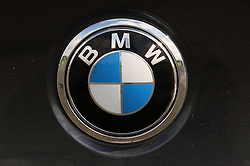 File photo dated 13/09/11 of a logo for BMW, which has been warned it faces industrial action in a dispute over pensions.