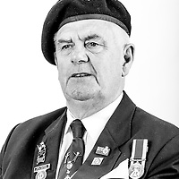 Paul Watson, Royal Navy, 1966 - 1987, PO Steward, Falklands Taksk Force.  Paul also served as Chief Steward when he joined the Royal Navy Reserves and served aboard HMS Brazen, the first vessel to patrol the Falkland Islands exclusion zone.