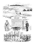 County Songs. XVII. Wiltshire. (Illustrated poem)