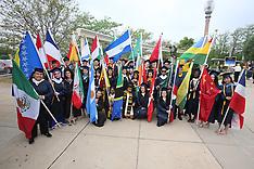Main Graduation Procession