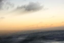 seascape at sunrise in Florida