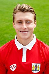 Luke Freeman poses for a head shot - Photo mandatory by-line: Rogan Thomson/JMP - 07966 386802 - 04/08/2014 - SPORT - FOOTBALL - BCFC Training Ground, Failand - Bristol City, 2014/15 Team Photos.