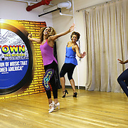 Motown Revival Rehearsals 2016