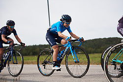 Lourdes Oyarbide (ESP) in the break at Ladies Tour of Norway 2018 Stage 3. A 154 km road race from Svinesund to Halden, Norway on August 19, 2018. Photo by Sean Robinson/velofocus.com