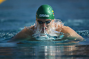 Giedrus Titenis (LTU) competes on Men's 100 m Breaststroke during the French Open 2018, at Aquatic Center Odyssée in Chartres, France on July 7th to 8th, 2018 - Photo Stephane Kempinaire / KMSP / ProSportsImages / DPPI