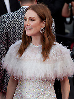Actress Julianne Moore at the Wonderstruck gala screening,  at the 70th Cannes Film Festival Thursday May 18th 2017, Cannes, France. Photo credit: Doreen Kennedy