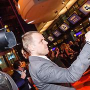 NLD/Amsterdam/20160307 - TV Beelden 2016, Josje Huisman en ............