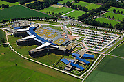 Nederland, Overijssel, Deventer, 30-06-2011; Deventer Ziekenhuis.luchtfoto (toeslag), aerial photo (additional fee required).copyright foto/photo Siebe Swart