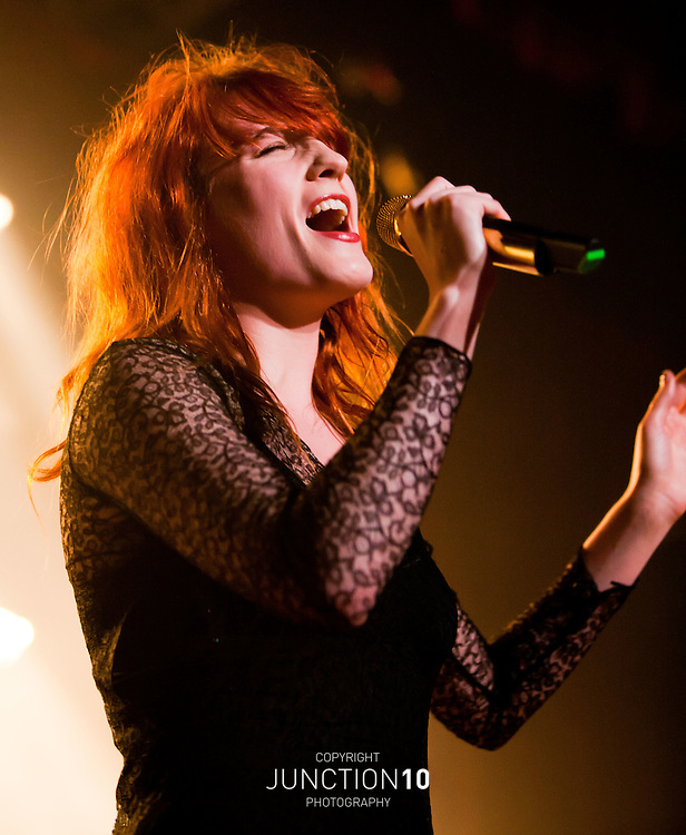 Florence and the Machine In Concert At The Civic Hall - Wolverhampton, United Kingdom<br /> Picture Date: 10 May, 2010