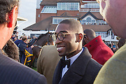 TINIE TEMPAH, Hennessy Gold Cup, The Racecourse Newbury. 30 November 2013.