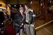 RUTH CARNAC; STEFAN SIELER, Cirque de Soleil London premiere of Quidam. Royal albert Hall. 6 January 2009