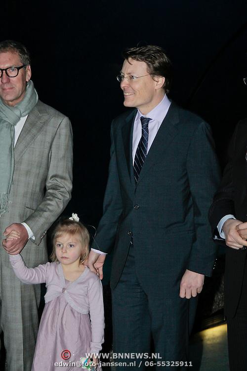 NLD/Rotterdam/20110202 - Boekpresentatie Mr. Finney door pr. Laurentien, prins Constantijn