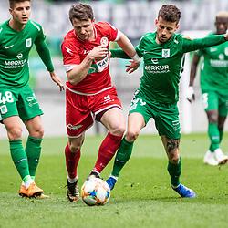 20190414: SLO, Football - Prva liga Telekom Slovenije 2018/19, NK Olimpija Ljubljana vs NK Aluminij