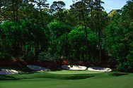 950405/Photo MARK NEWCOMBE/VISIONS IN GOLF<br />13th hole<br />AUGUSTA NATIONAL<br />GOLF COURSE