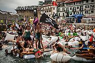 Pirate boarding in Donostia-San Sebastian