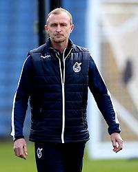 Bristol Rovers coach Steve Yates - Mandatory by-line: Robbie Stephenson/JMP - 04/03/2017 - FOOTBALL - Kassam Stadium - Oxford, England - Oxford United v Bristol Rovers - Sky Bet League One