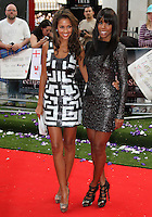 Natalie Suliman; Kelly Rowland The Twilight Saga: Eclipse UK Gala Premiere, Leicester Square Gardens, London, UK, 01 July 2010:  For piQtured Sales contact: Ian@Piqtured.com +44(0)791 626 2580 (Picture by Richard Goldschmidt/Piqtured)