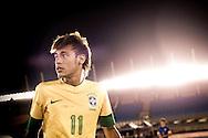 Sao Paulo, Brazil, Thursday - February 16, 2012: Neymar, Brazilian football team player, during a Nike advertisement filmmaking in Sao Paulo - Brazil. (photo: Caio Guatelli)