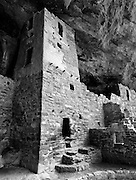 National Park Photos-The Cliff Palace ruins at Mesa Verde National Park in Colorado. Colin Braley/Wild West-Media