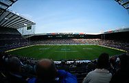 General Stadium view during Wigan Warriors vs Warrington  Wolves during the Betfred Super League match at the Dacia Magic Weekend, St. James's Park, Newcastle<br /> Picture by Stephen Gaunt/Focus Images Ltd +447904 833202<br /> 19/05/2018