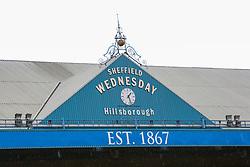 Hillsborough clock - Mandatory by-line: Ryan Crockett/JMP - 30/07/2017 - FOOTBALL - Hillsborough - Sheffield, England - Sheffield Wednesday v Rangers - Pre-season friendly